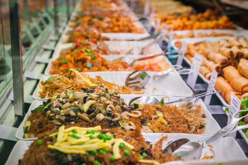 catering services in agra