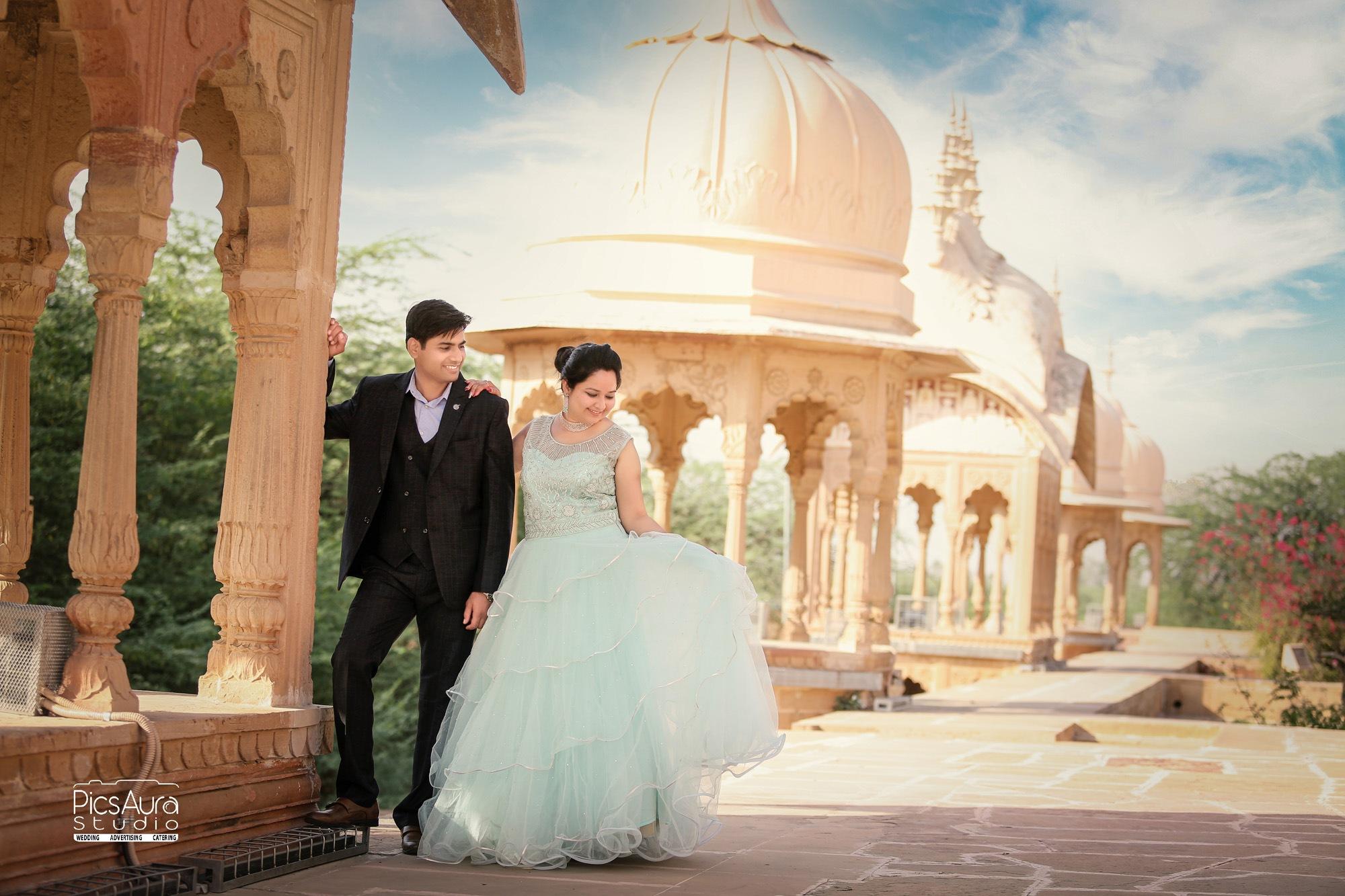 Pre wedding shoot in mathura